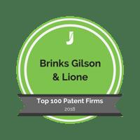 Badge - Brinks Gilson & Lione