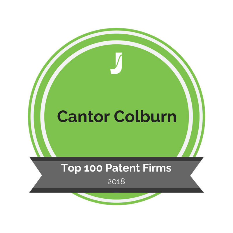 Badge - Cantor Colburn