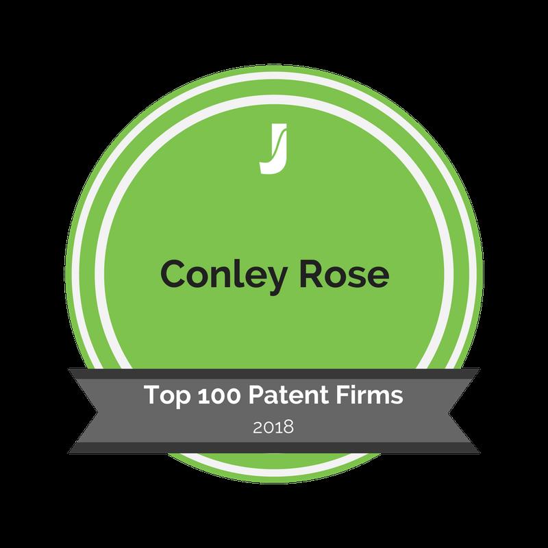 Badge - Conley Rose
