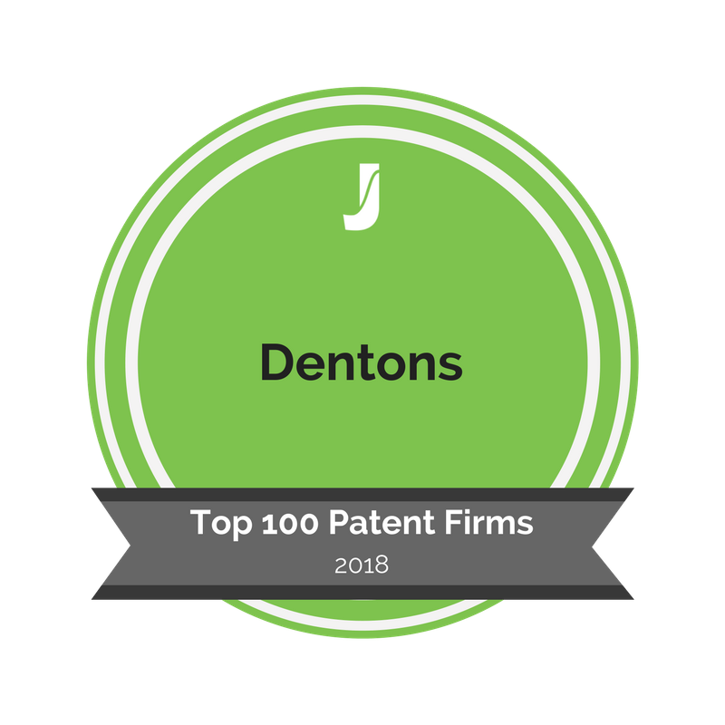 Badge - Dentons