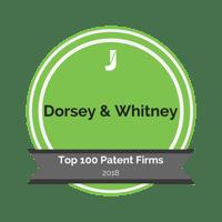 Badge - Dorsey & Whitney
