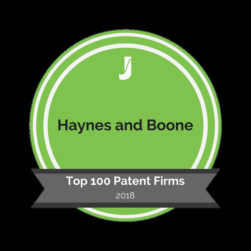 Badge - Haynes and Boone