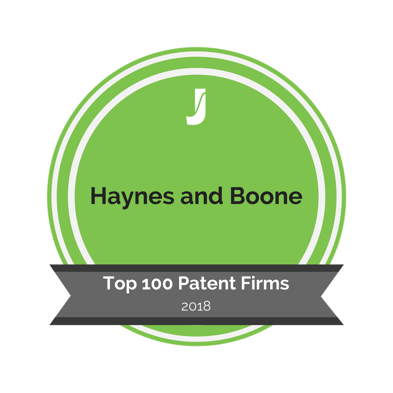 Badge - Haynes and Boone