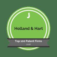 Badge - Holland & Hart