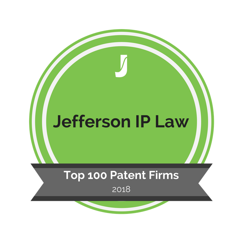 Badge - Jefferson IP Law