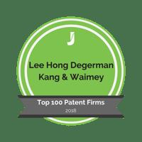 Badge - Lee Hong Degerman Kang & Waimey