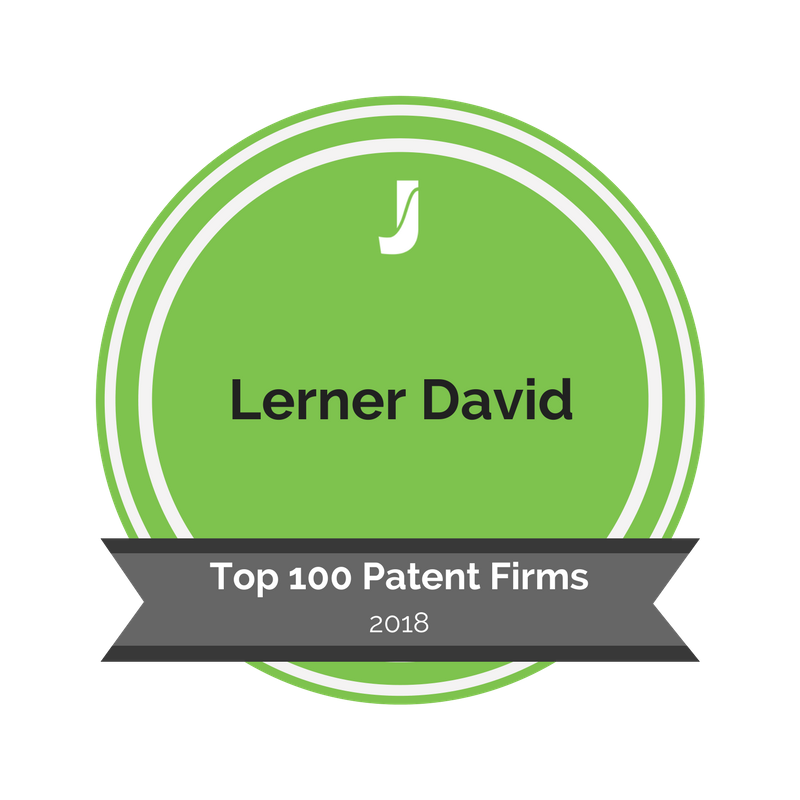 Badge - Lerner David