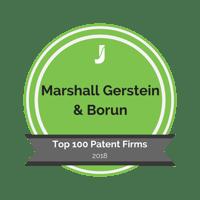 Badge - Marshall Gerstein & Borun