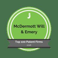 Badge - McDermott Will & Emery