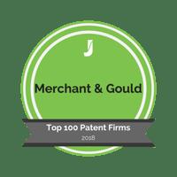 Badge - Merchant & Gould