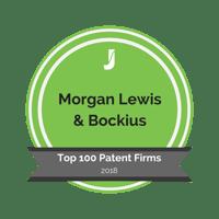 Badge - Morgan Lewis & Bockius