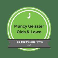 Badge - Muncy Geissler Olds & Lowe