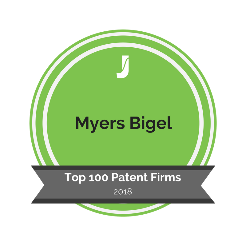 Badge - Myers Bigel