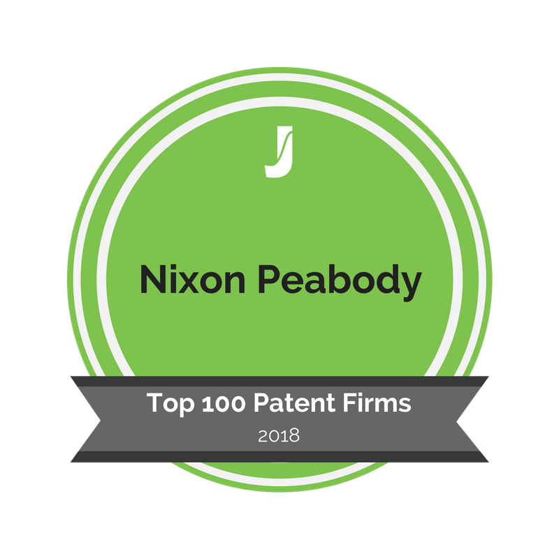 Badge - Nixon Peabody