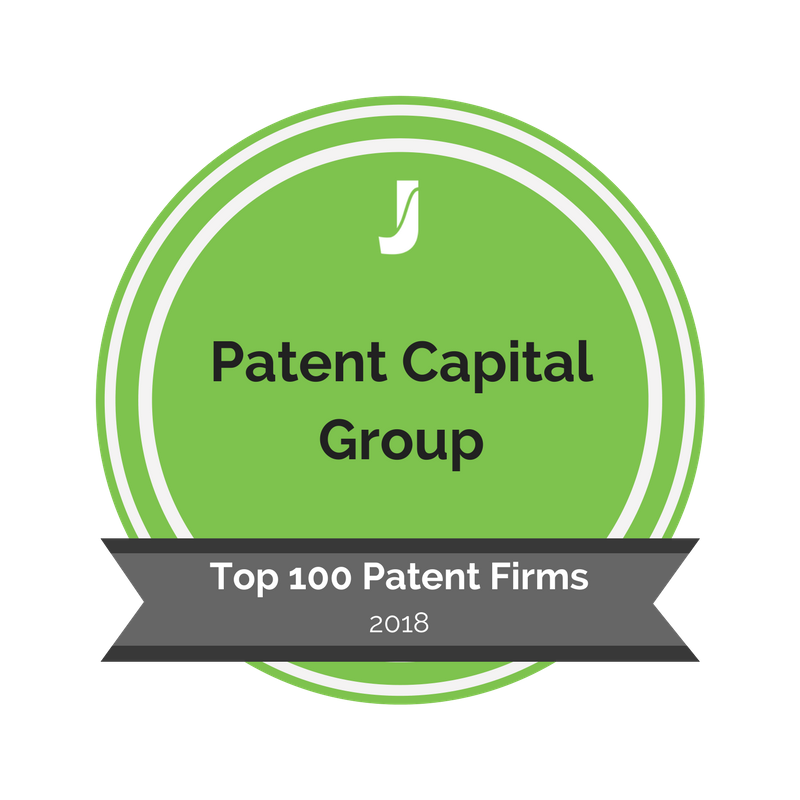 Badge - Patent Capital Group