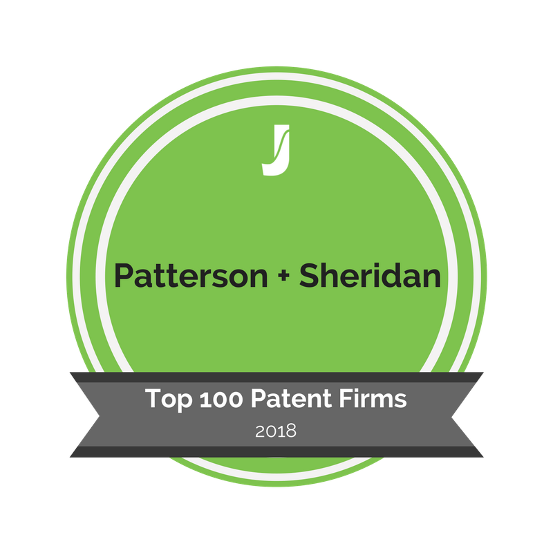 Badge - Patterson + Sheridan