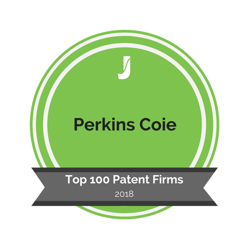 Badge - Perkins Coie