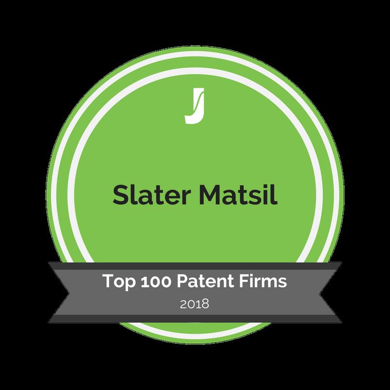 Badge - Slater Matsil