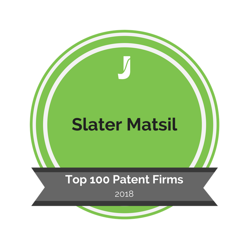 Badge - Slater Matsil