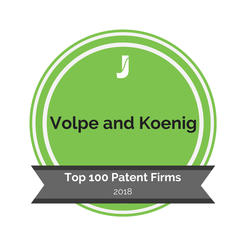 Badge - Volpe and Koenig