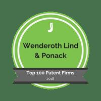 Badge - Wenderoth Lind & Ponack