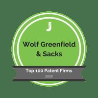 Badge - Wolf Greenfield & Sacks