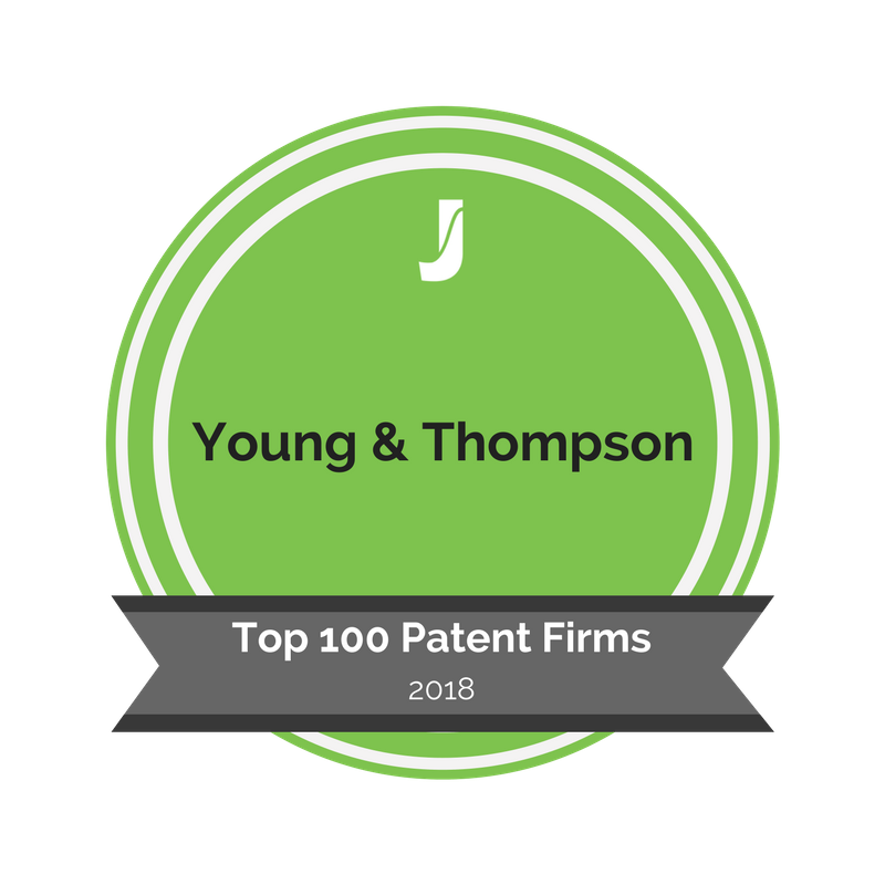 Badge - Young & Thompson