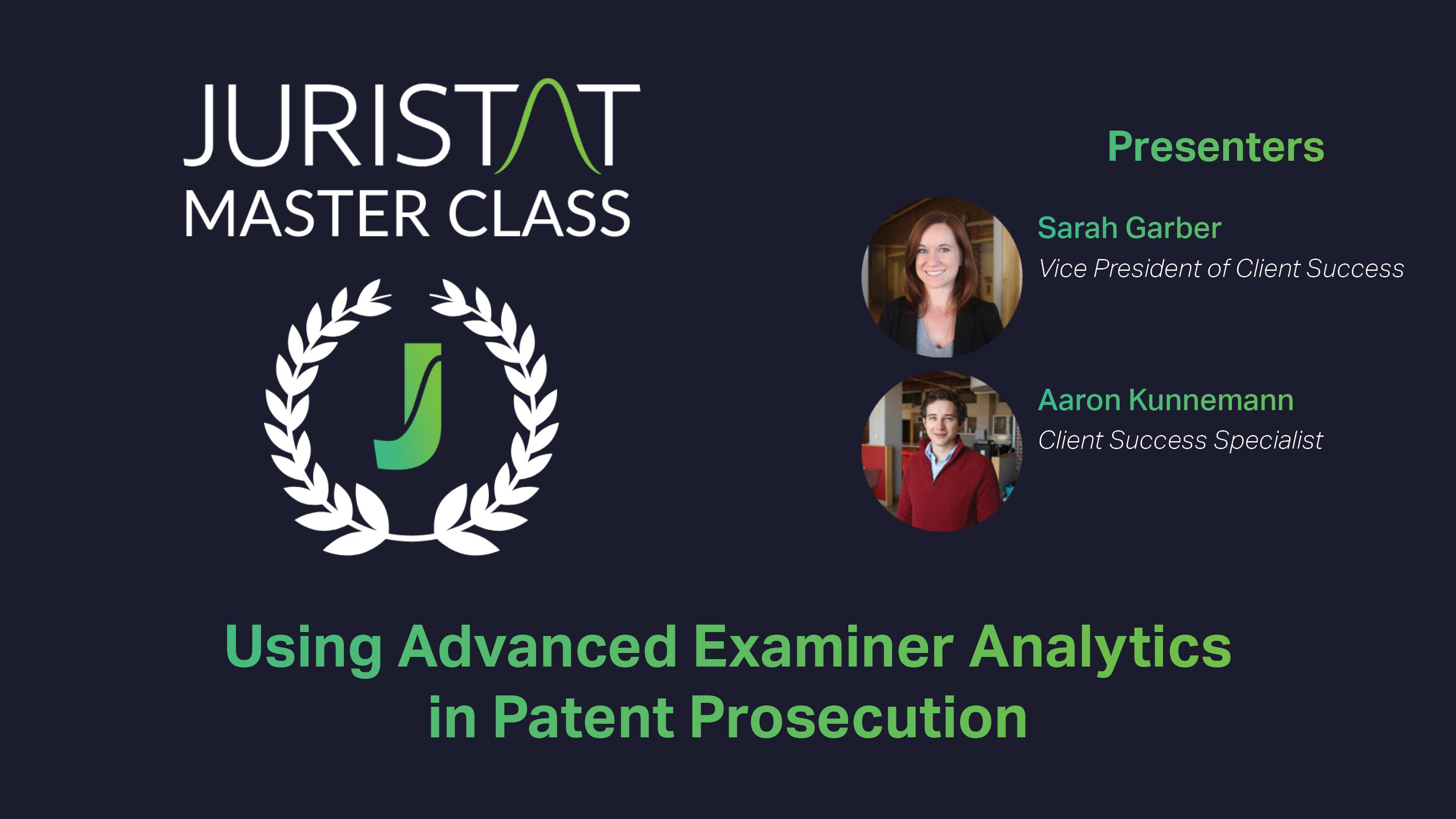 Advanced Examiner Analytics