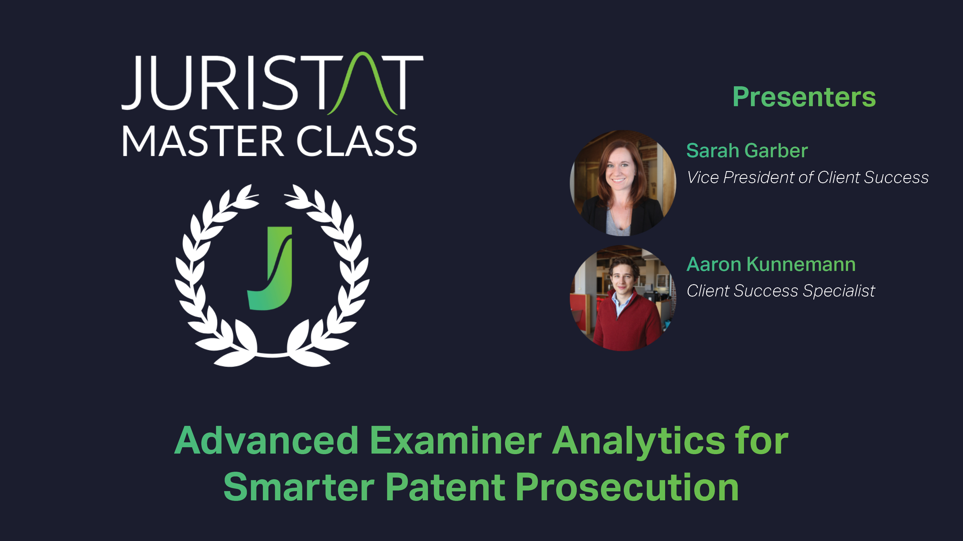Smarter Patent Prosecution