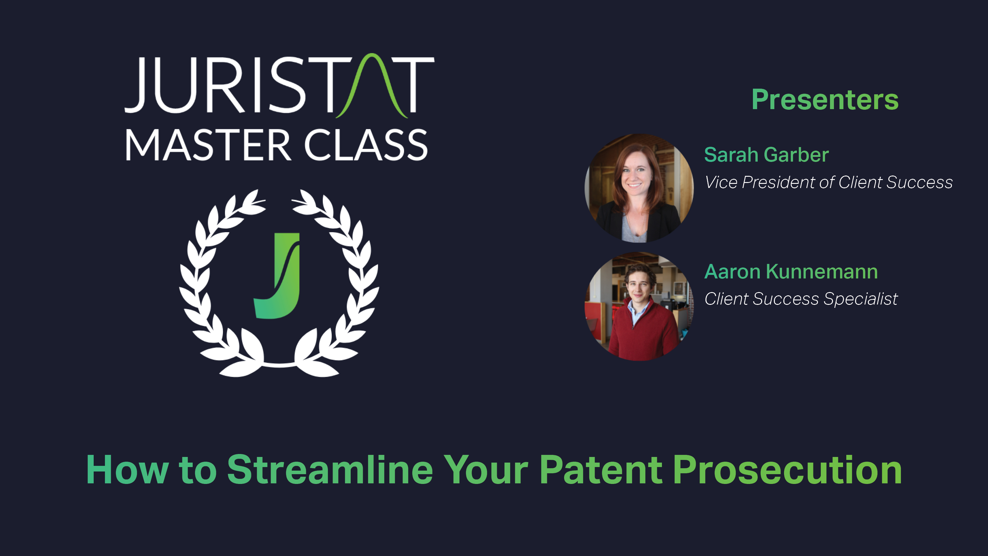 Streamline Your Patent Prosecution