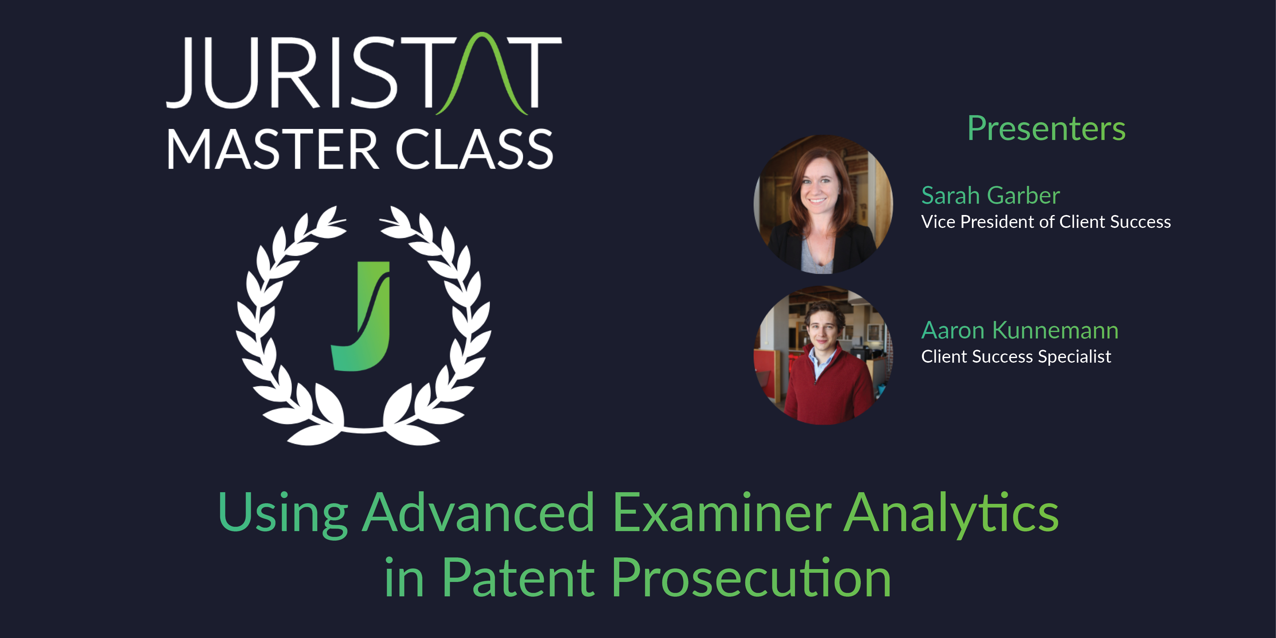 Webinar Advanced Examiner Analytics