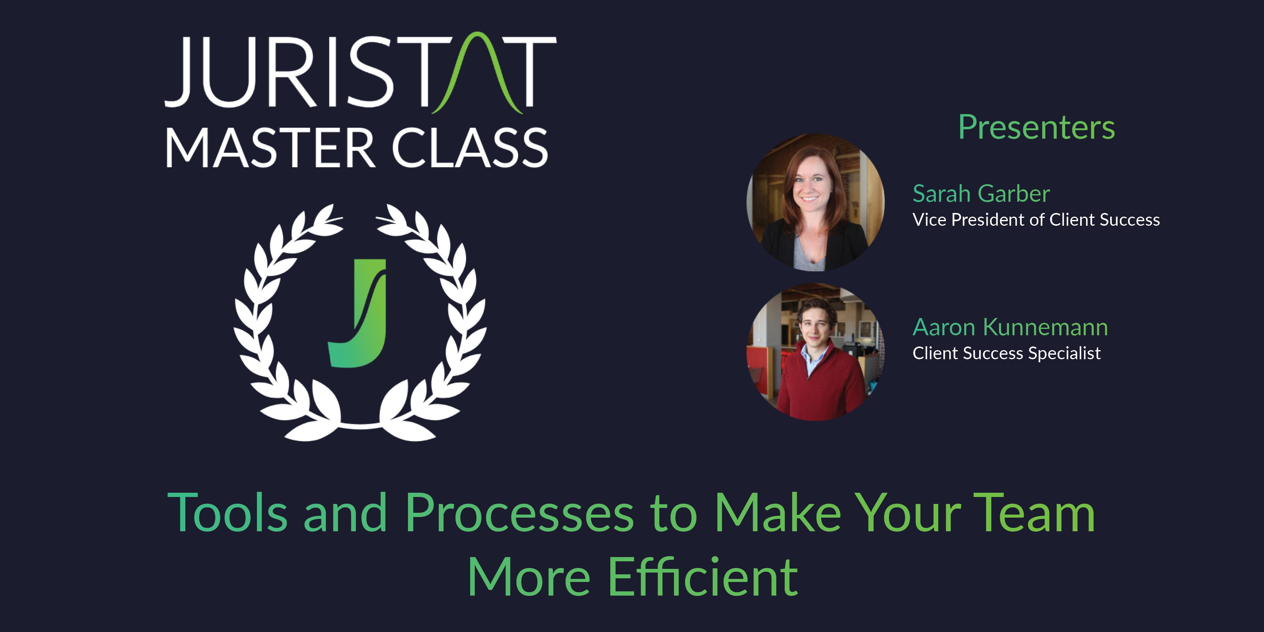 Webinar Make Teams Efficient