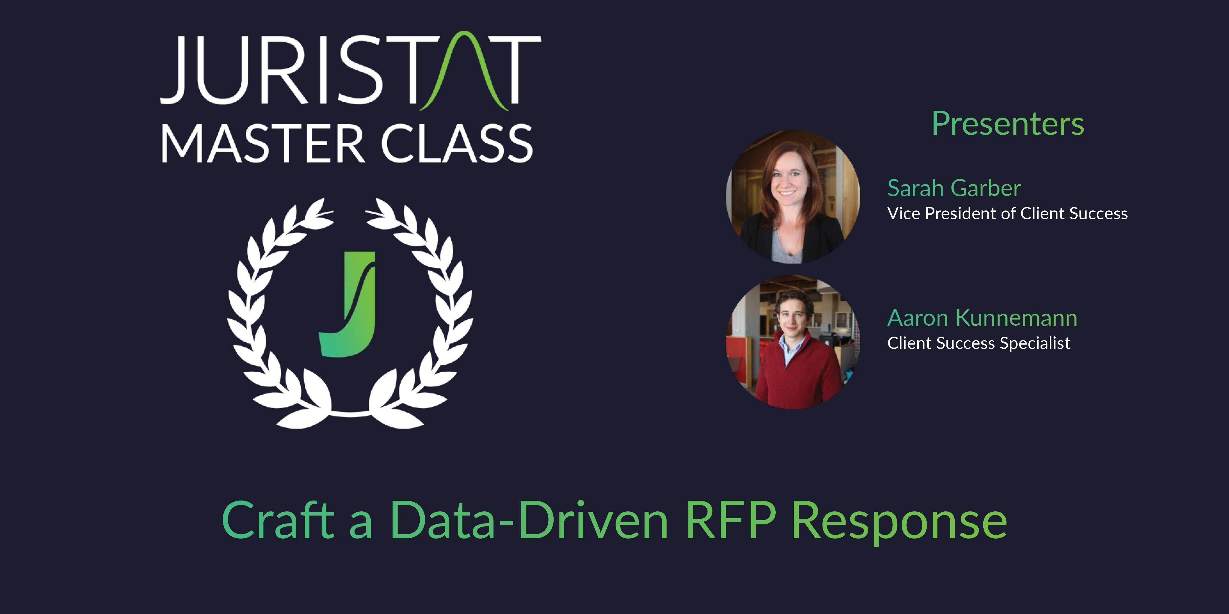 Webinar RFP Response